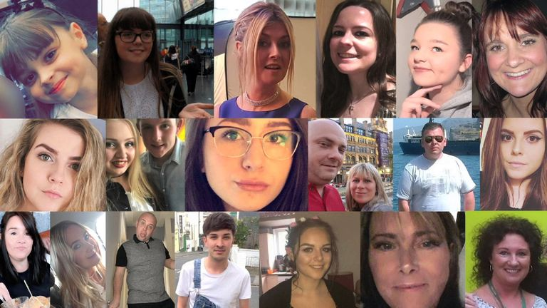 22 people died in the Manchester terror attack - here's 21 of them which we know so far.