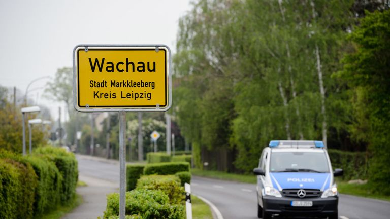 Homes have been raided in Germany following two earlier arrests
