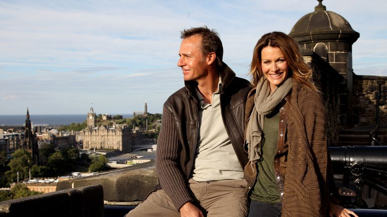 Ernesto and Kirsty Bertarelli top the list of the UK's richest couples