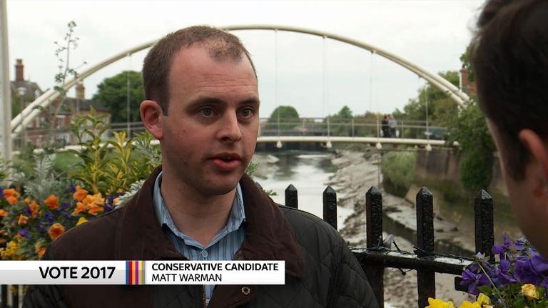 Matt Warman