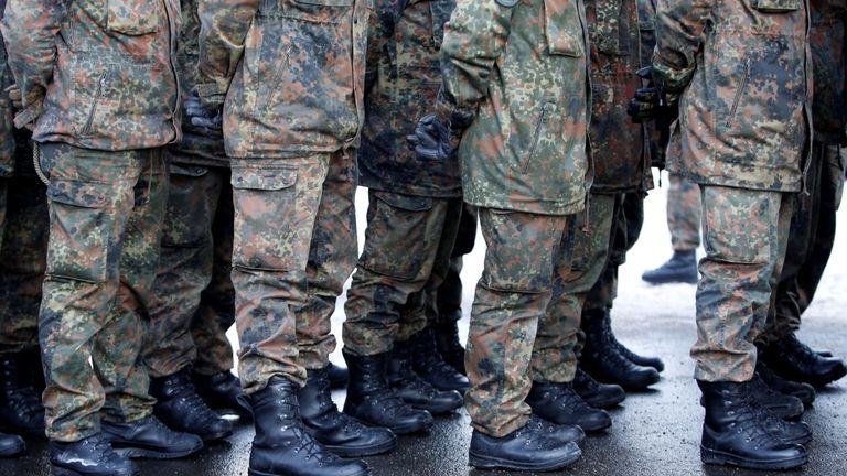 Nazi memorabilia find deepens far-right fears in German army | World