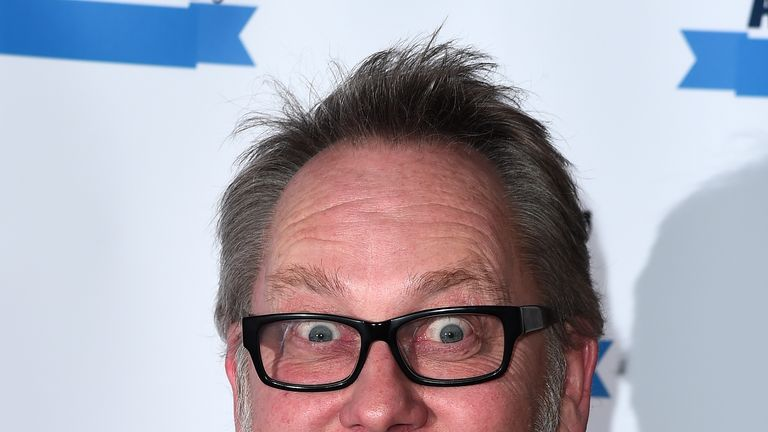Vic Reeves will appear as a TV presenter on Coronation Street