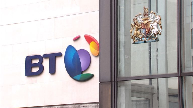 BT's 'challenging year' causes 4,000 job cuts