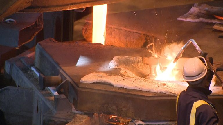 300 news steel jobs to be created in the North of England and West Midlands