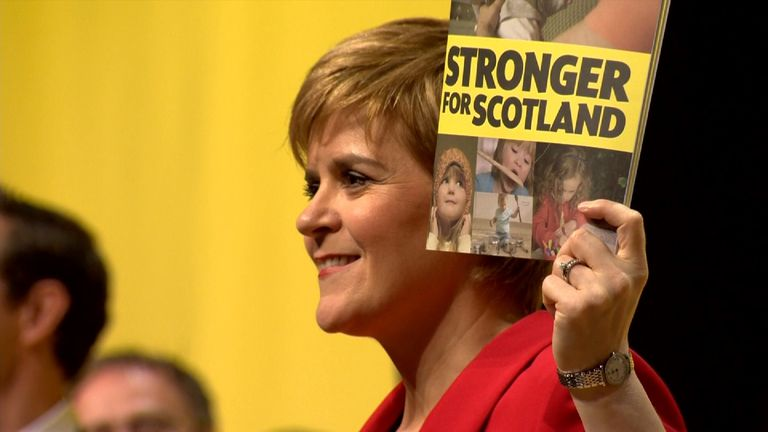 AS IT HAPPENED: SNP launches General Election manifesto in Perth ...