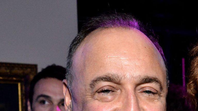 Len Blavatnik's businesses include Warner Music Group