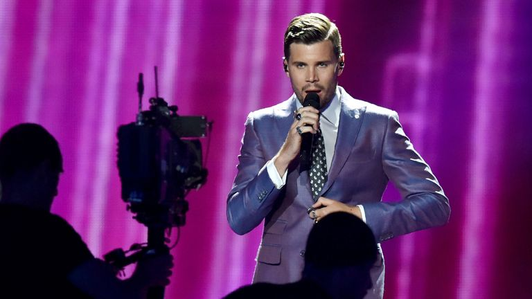 Robin Bengtsson of Sweden, one of the countries with most wins