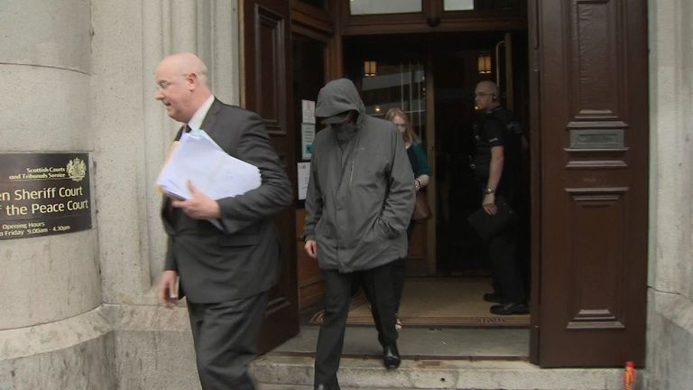Angus Milligan pleaded guilty last Tuesday to three charges of assaulting Emily Drouet in the months leading up to her death.