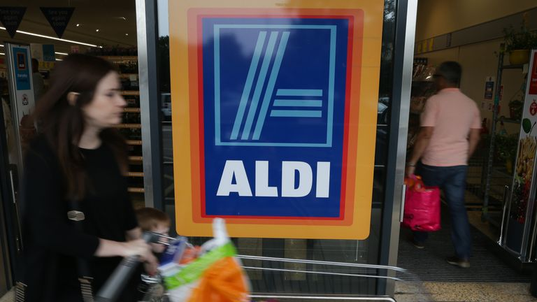 Aldi currently has 700 stores across the UK