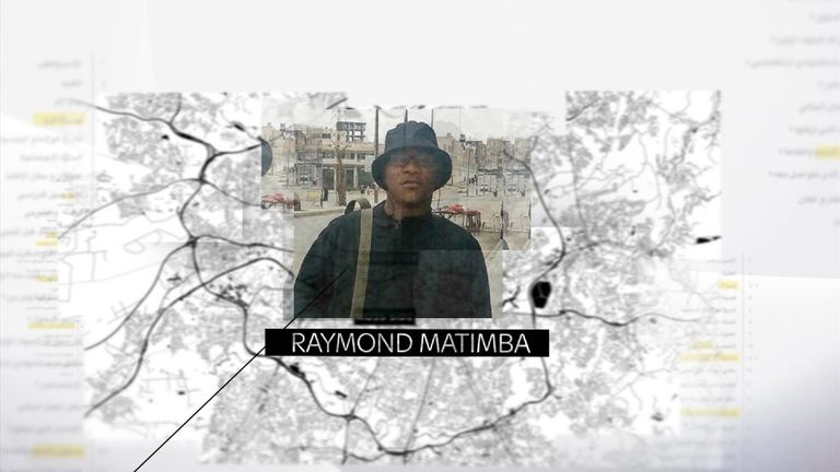 Raymond Matimba