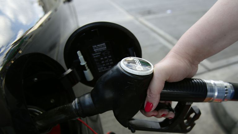 The Lib Dems claim increases to fuel prices are 'just the tip of the iceberg'