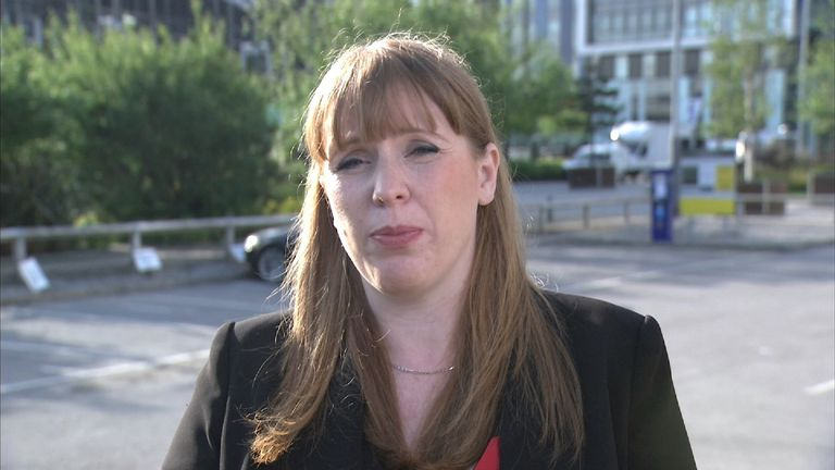 Angela Rayner says Labour are scrapping tuition fees to 'invest in youth'