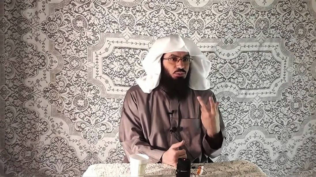 Radical preacher Ahmad Musa Jibril