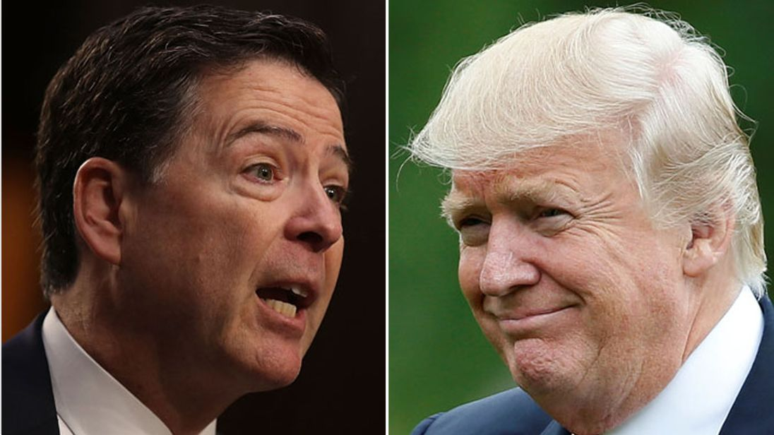 James Comey says the accusations against him and the FBI were 'lies'