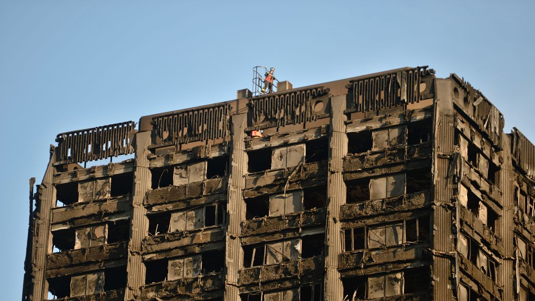 The external cladding used at Grenfell Tower has come under intense scrutiny