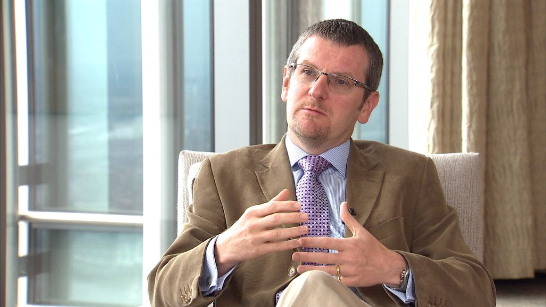 Economist Malcolm Barr says the UK is not ready for Brexit