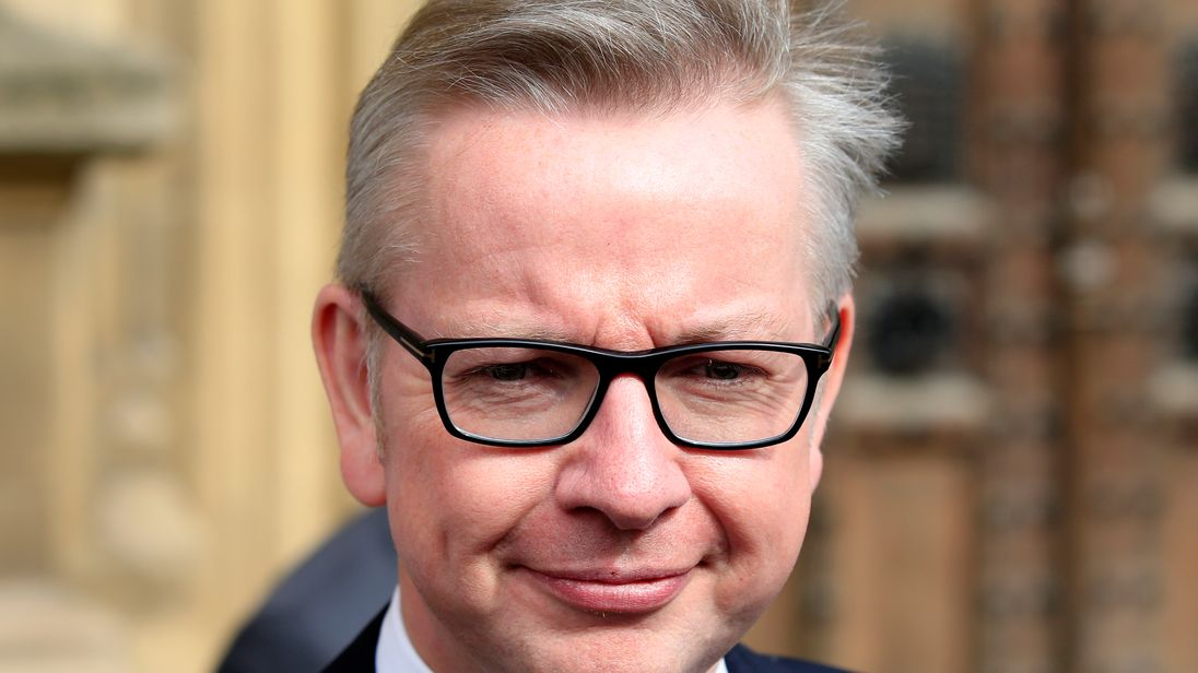 Michael Gove is returning to the Cabinet as Environment Secretary