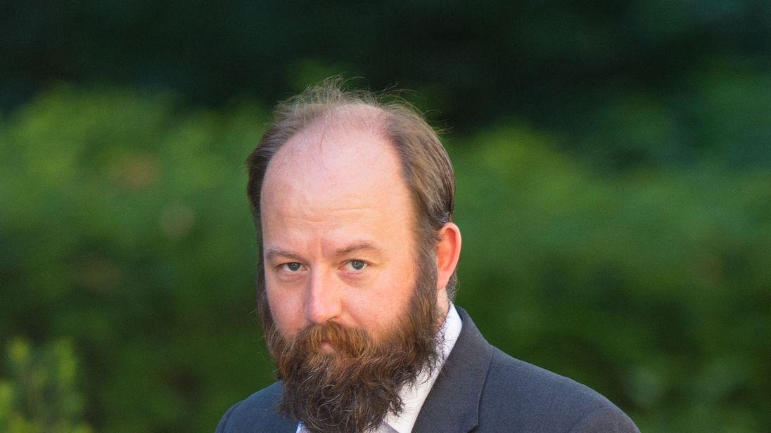 Theresa May's former adviser Nick Timothy