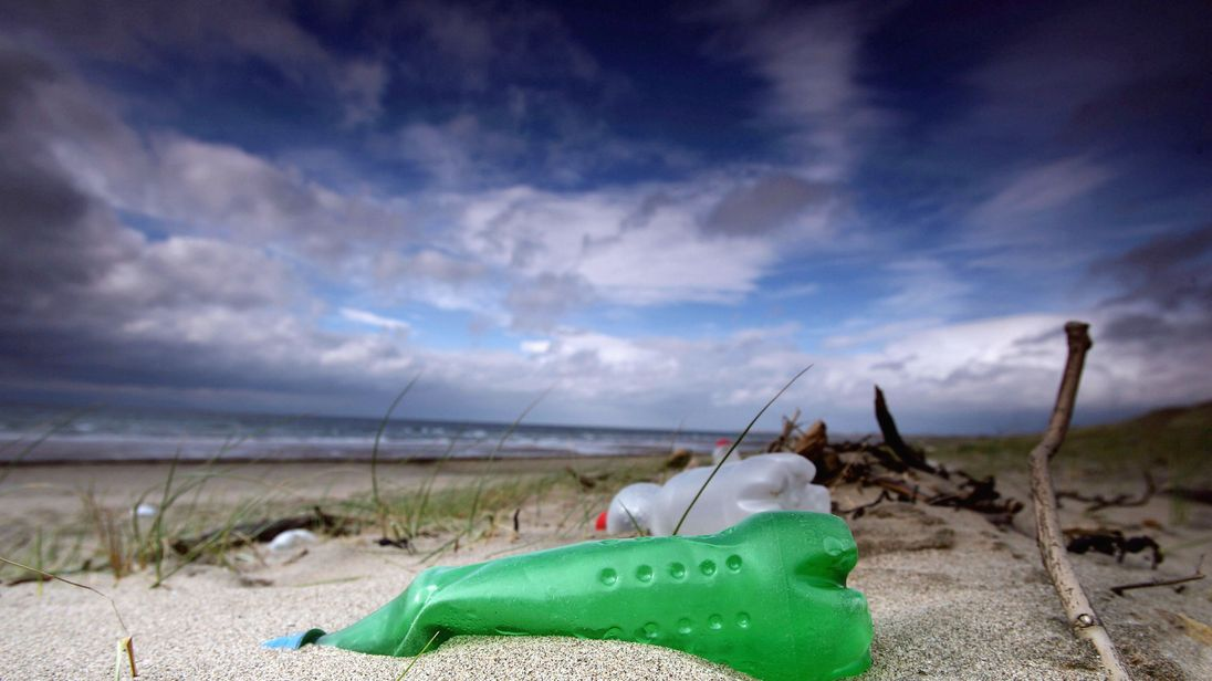 It is hoped a deposit return scheme could clean up beaches
