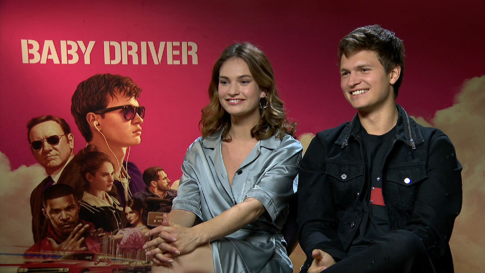 Baby Driver: Acting to the beat of the soundtrack