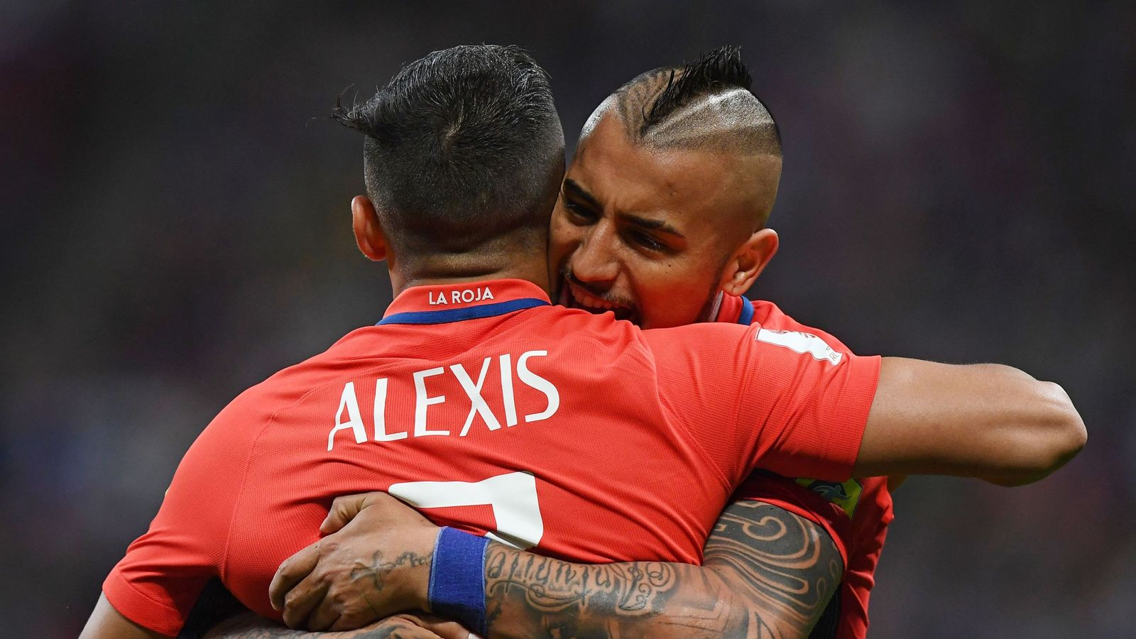 Arturo Vidal retires from Chile after World Cup disappointment