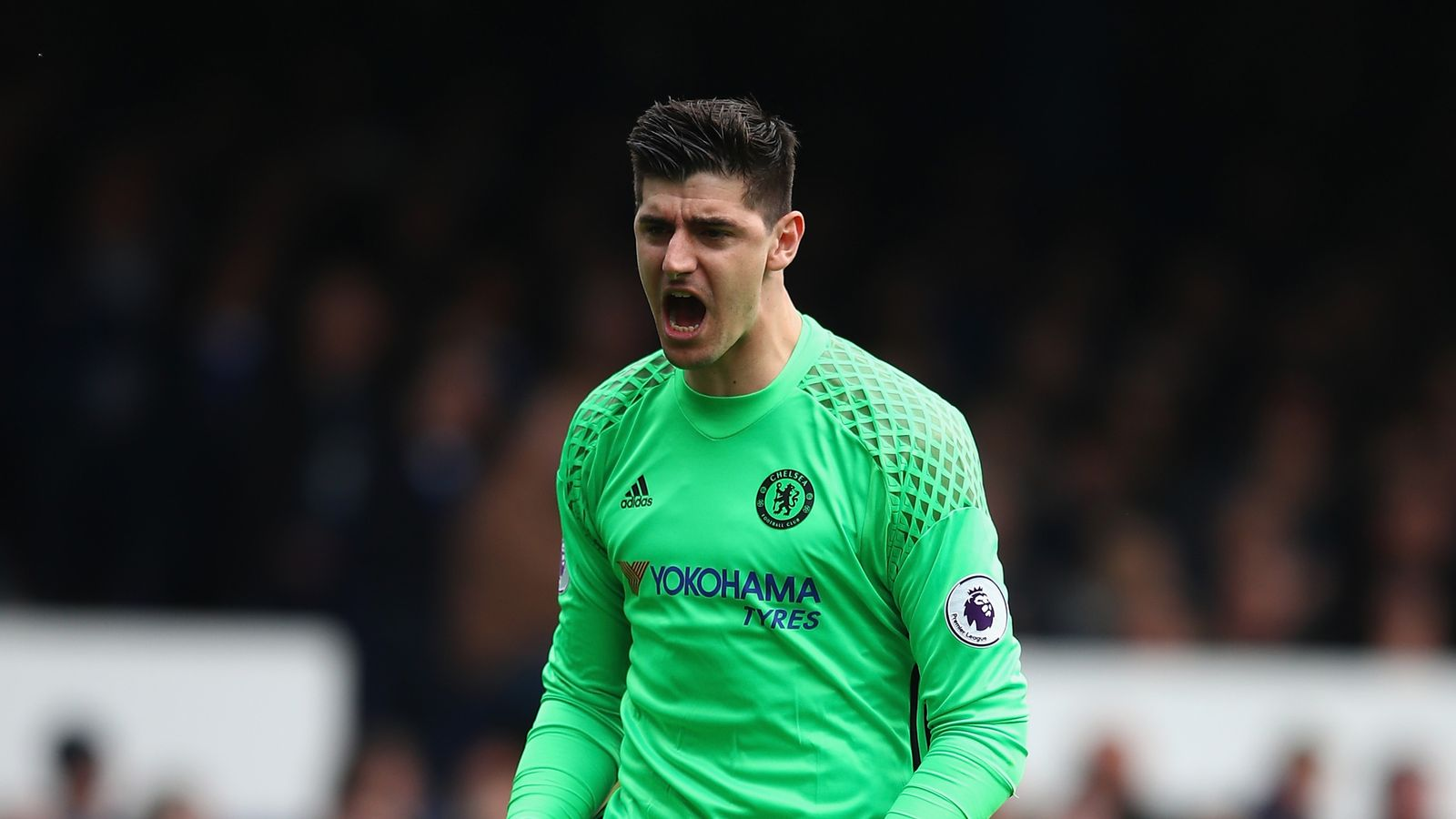 Thibaut Courtois says Chelsea clash against Man Utd a must win game