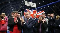 The election result has put Arlene Foster in a and her party in an influential position