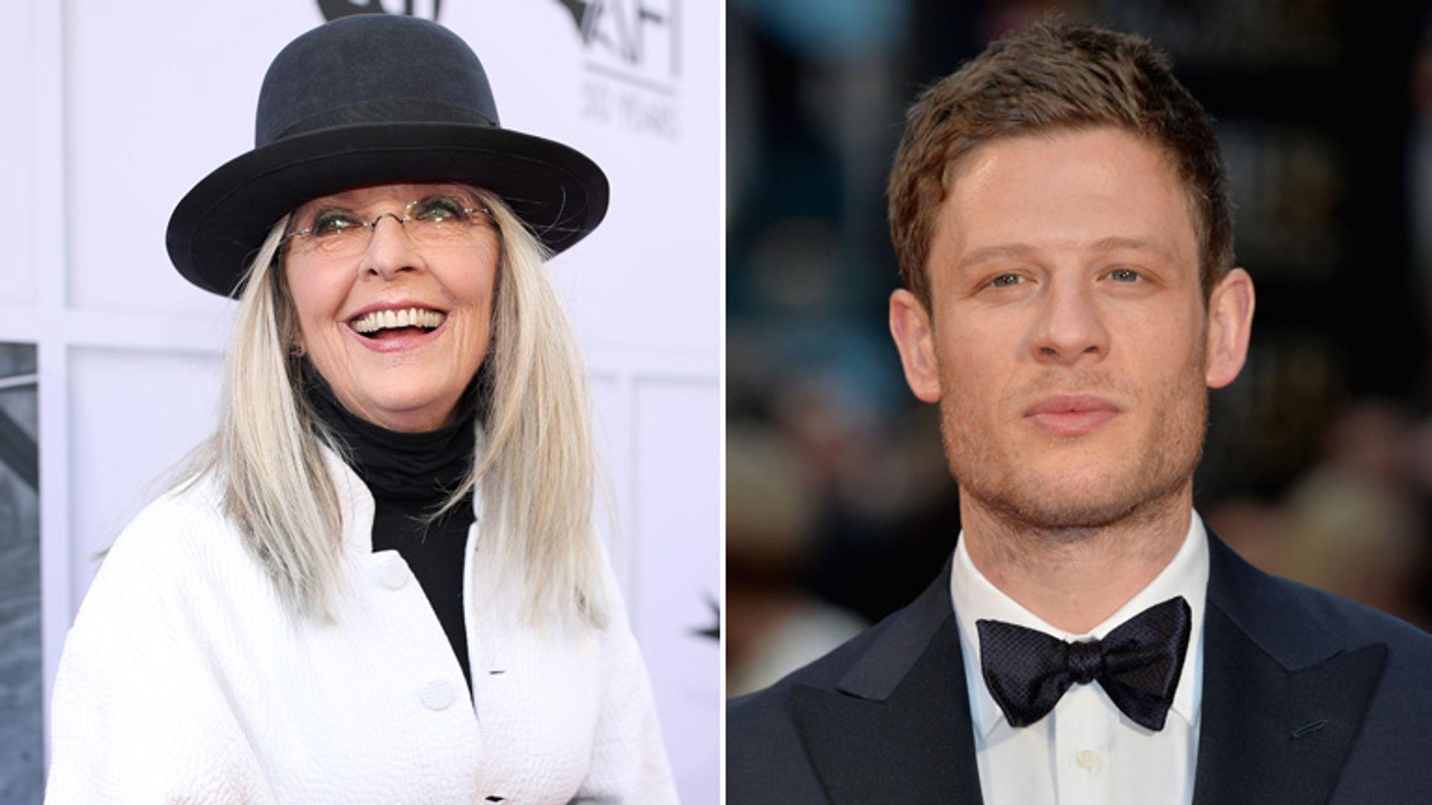 Diane Keaton wants James Norton to be the next Bond | Ents