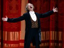 David Hyde Pierce performing Hello Dolly!