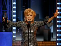Bette Midler - Best Leading Actress in a Musical - Hello, Dolly!