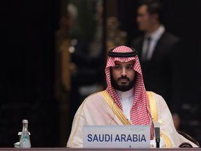 Mohammed bin Salman is popular among many people in Saudi Arabia