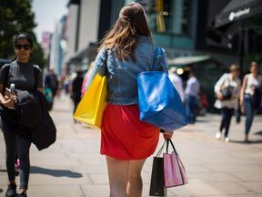 Higher prices are putting many people off larger purchases