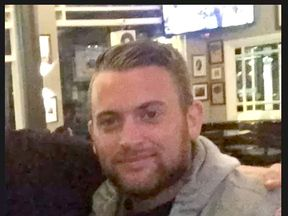 PC Charlie Guenigault  who was the off-duty officer injured during the London Bridge attack.