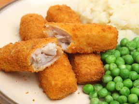 Some children believe fish fingers are made out of chicken