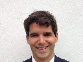 Ignacio Echeverria was last seen on the ground after confronting the London Bridge attackers