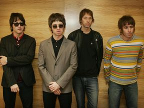 Oasis pictured in 2006, 12 years since the rift erupted between the two brothers