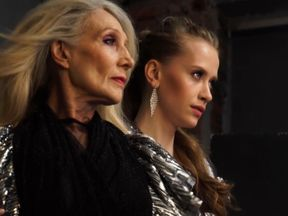 Old models are a booming industry in ageing Russia
