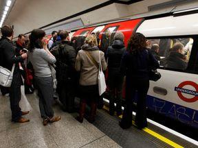 1.37 billion passengers travel on the Tube every year