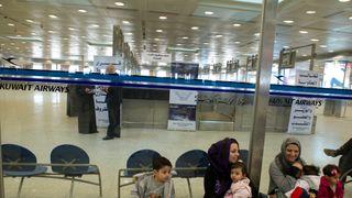 Kuwait airport