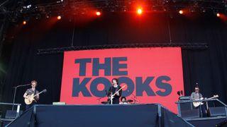 The Kooks perform
