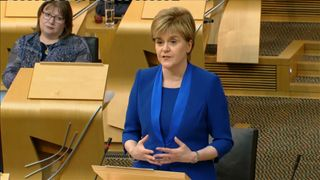 Nicola Sturgeon has shelved plans for Indyref2
