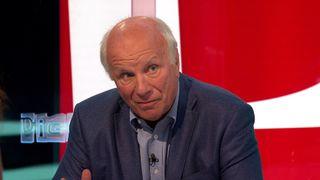 Greg Dyke appears in The Pledge on Sky News