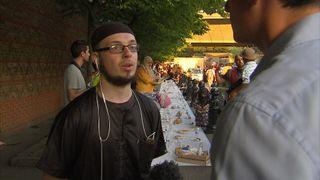 Nadir speaks to Sky News