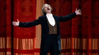 David Hyde Pierce performing Hello Dolly!