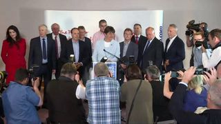 The DUP are entering discussions with the Conservatives about their minority government