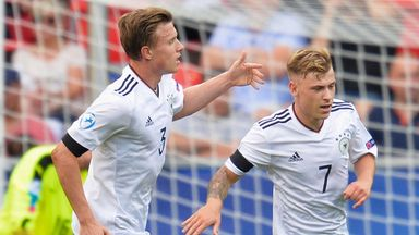 Germany U21 3-0 Czech Rep U21
