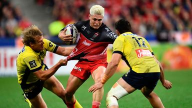 Top 14 Final: Clermont Auvergne v Toulon