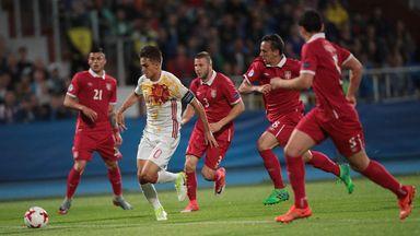 Serbia U21 0-1 Spain U21