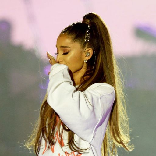 Ariana Grande suffering from PTSD after Manchester bombing