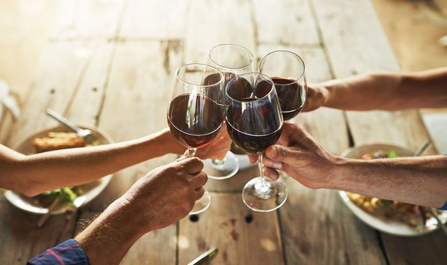 Coronavirus: Wine sales rise 'dramatically' as UK locked down
